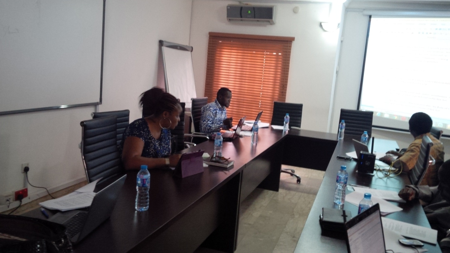#NetRightsNG: Digital Rights and Freedom Bill Review Meeting