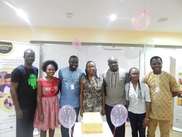 #DigitalJobsAt1: PIN celebrates first anniversary of her digital jobs project