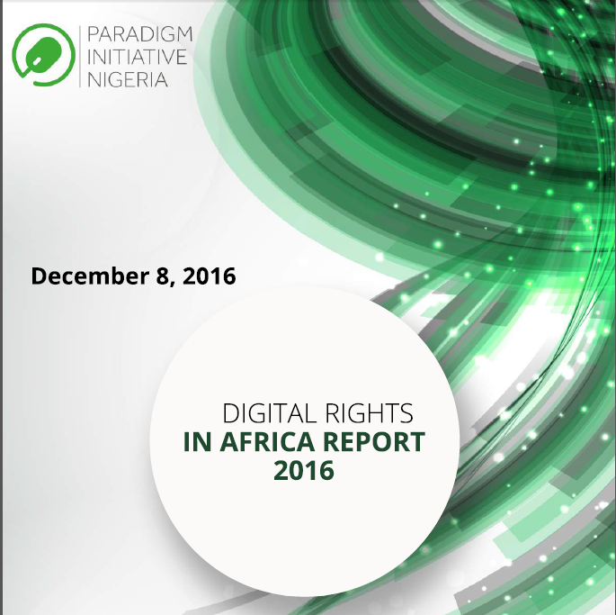 PIN LAUNCHES FIRST DIGITAL RIGHTS REPORT ON AFRICA