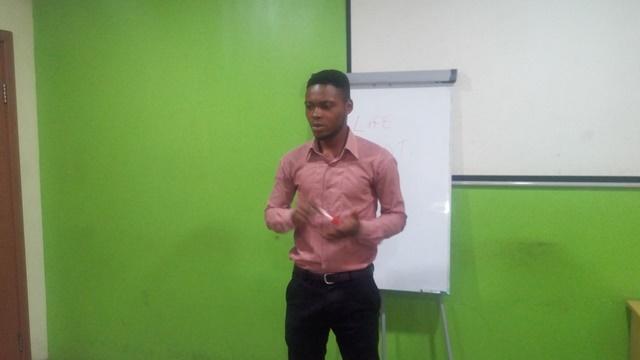 Echoes From LIFE: Jackson Ubong Kingsley