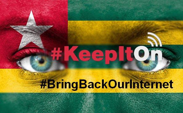 CSOs Write AU, UNHRC Over Internet Shutdown in Togo