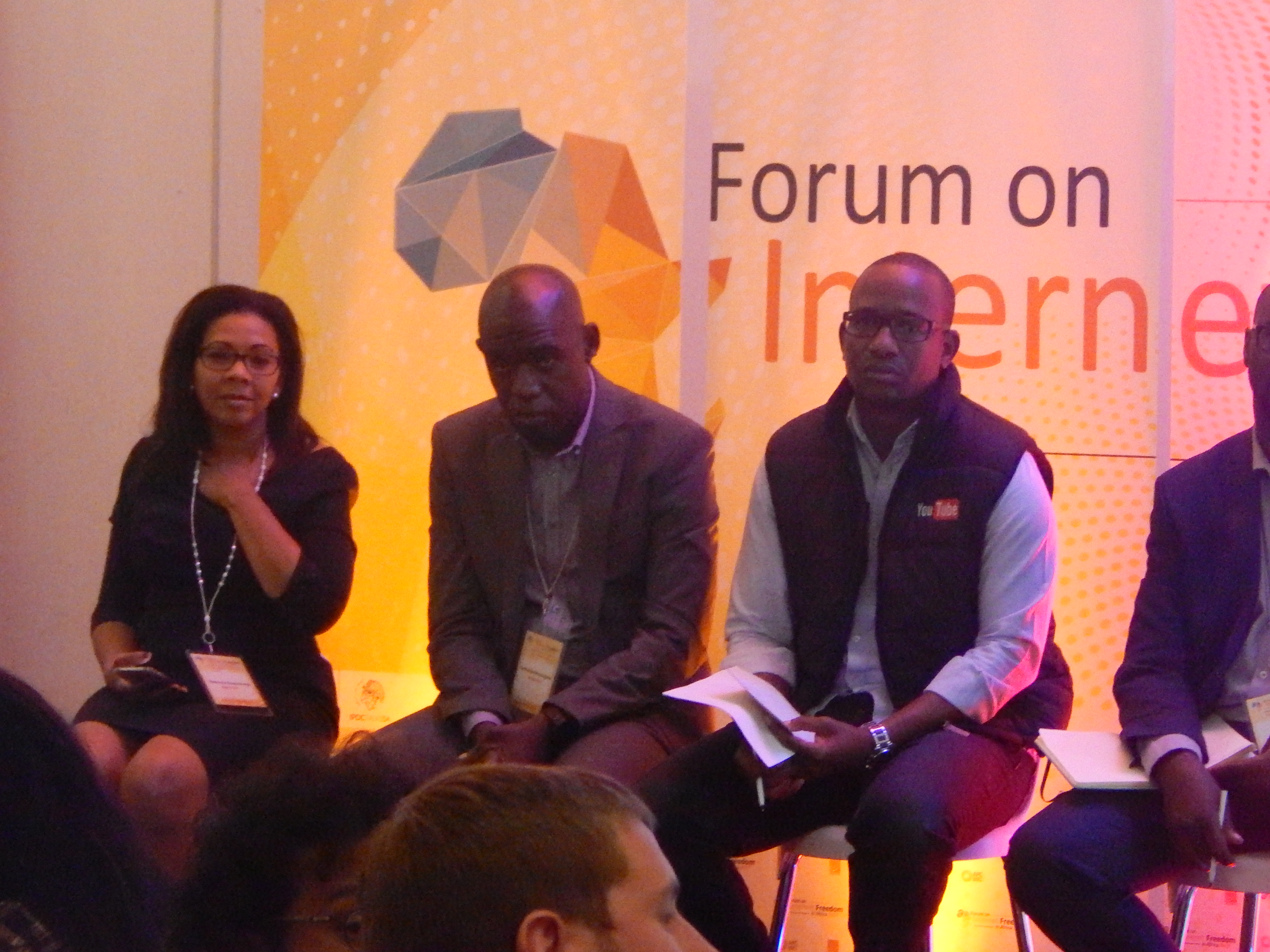 """Internet Refugee Camp"" and other takeaways from FIFAfrica17"