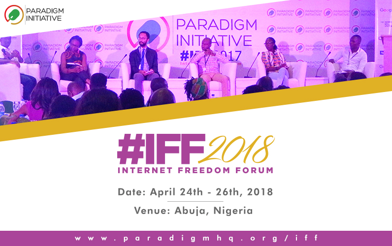 Call for Applications: Internet Freedom Forum 2018 Fellowship