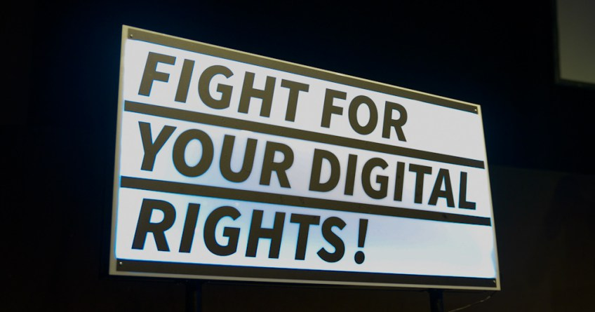 Discussing Digital Rights in an Era of Repression