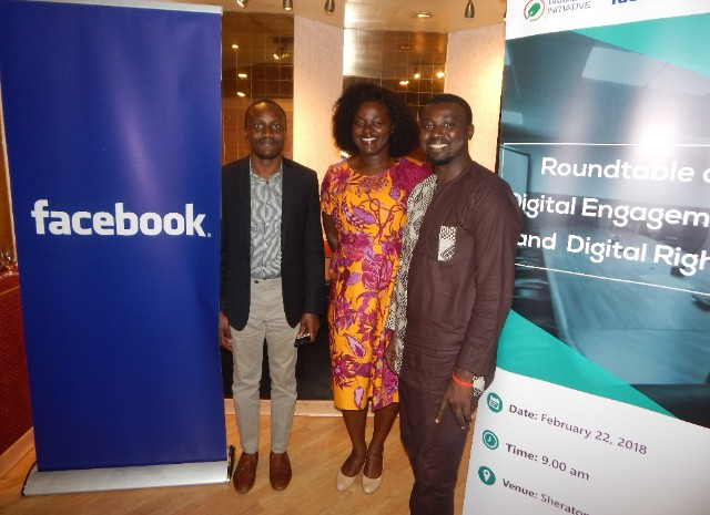 Stakeholders Hold Roundtable on Digital Rights and Engagement in Lagos