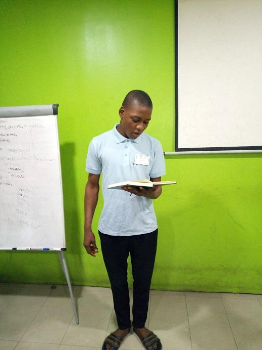 Echoes from LIFE: Ekpe Issac Daniel