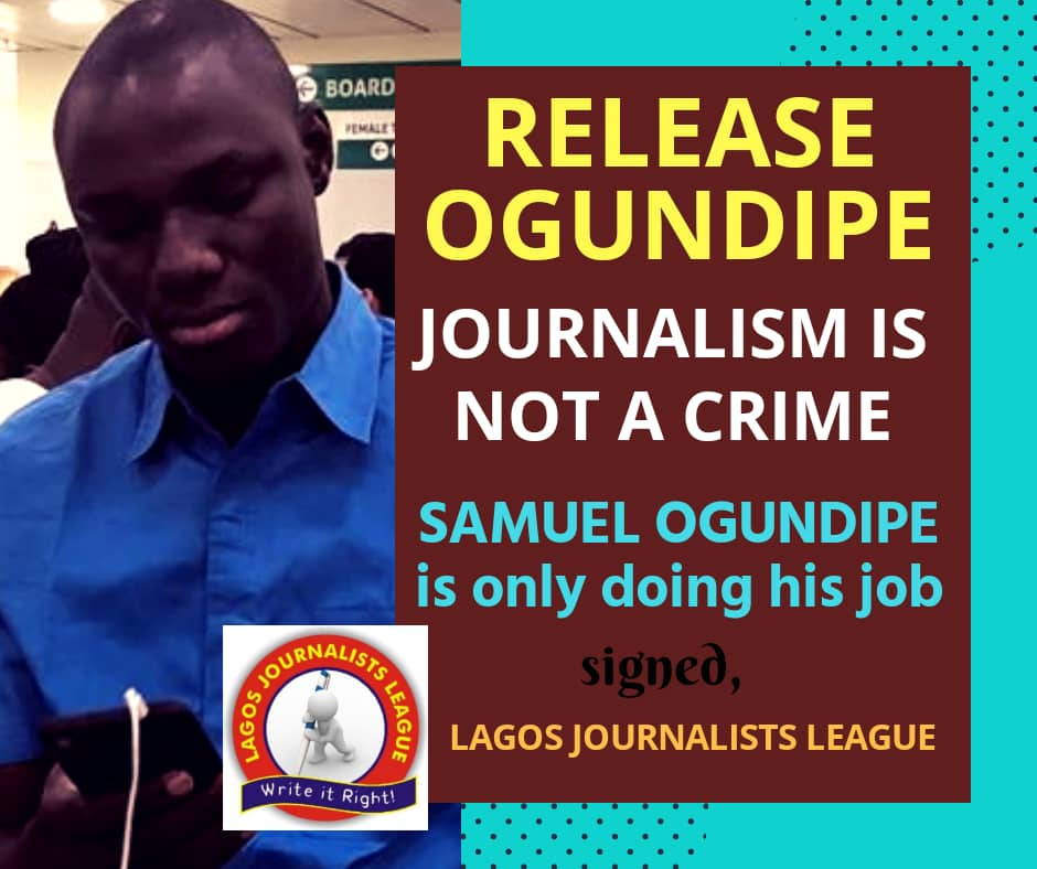 The Nigerian surveillance state: Neglected issues around Samuel Ogundipe's arrest