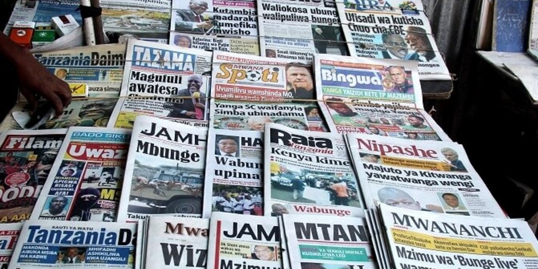 Free speech and press freedom continue to be under attack in Tanzania.