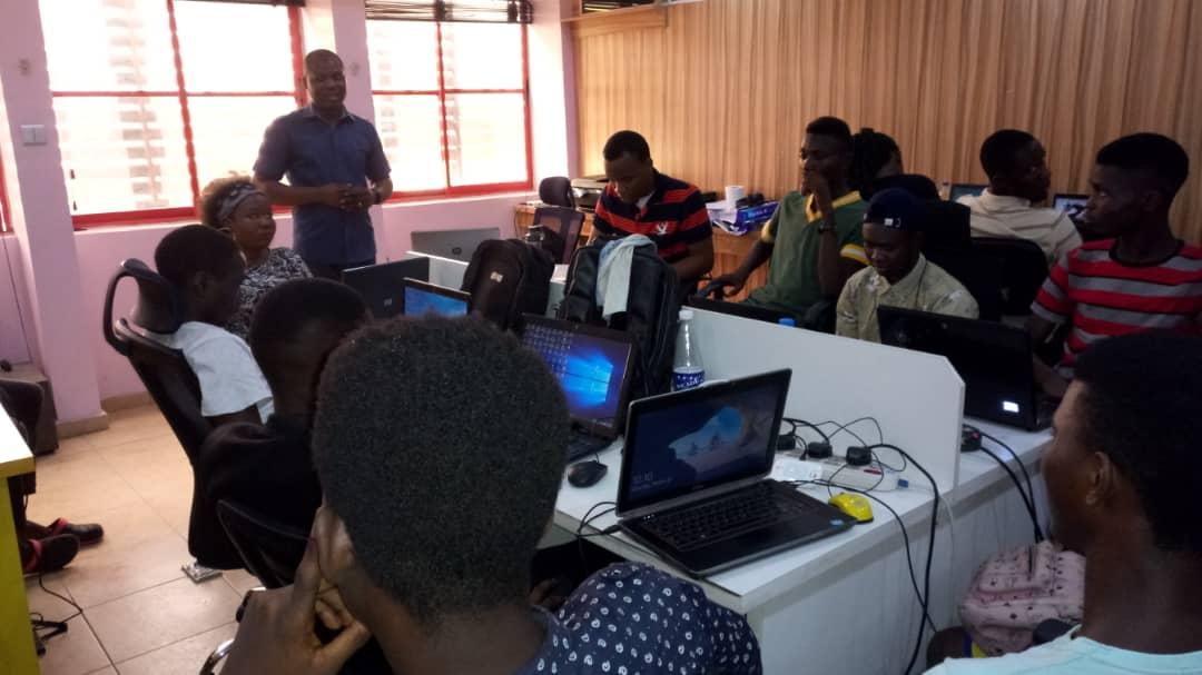 Paradigm Initiative Organises Free Programming Training for Undergraduate