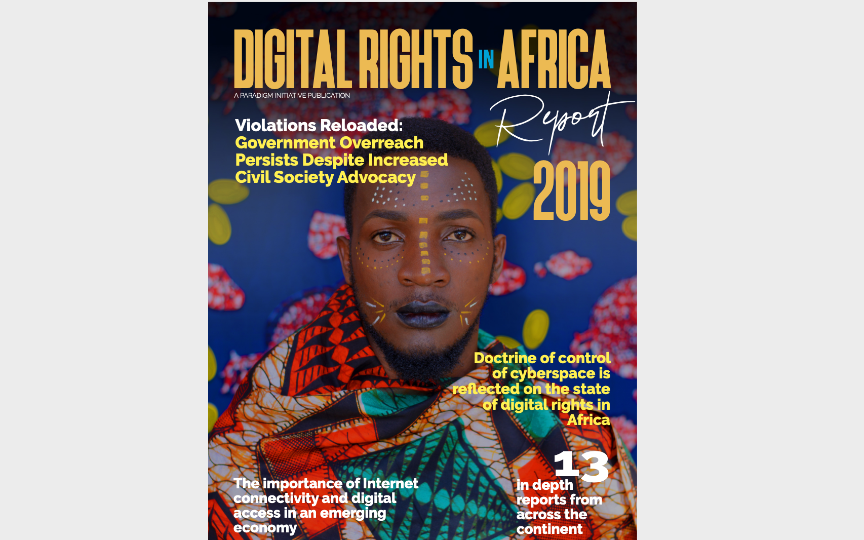 Paradigm Initiative Releases Digital Rights in Africa Report 2019