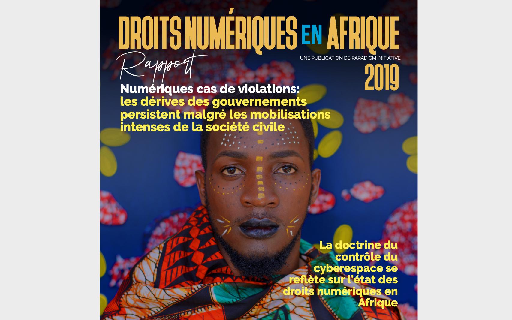 Paradigm Initiative publie le rapport 2019 sur les droits numériques en Afrique