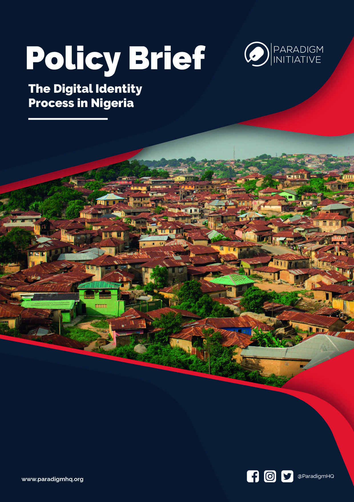 Policy Brief: The Digital Identity Process in Nigeria