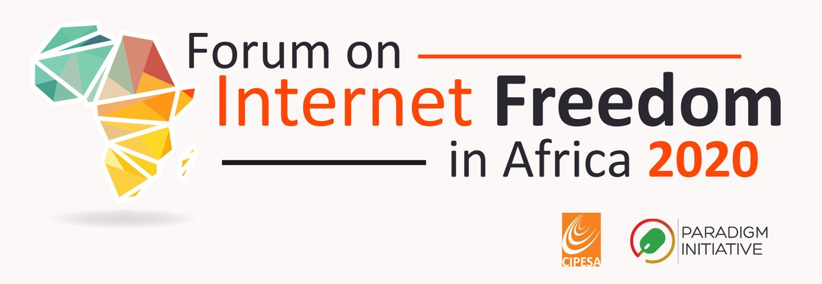 Forum on Internet Freedom in Africa 2020 (FIFAfrica20) to be hosted by CIPESA & Paradigm Initiative