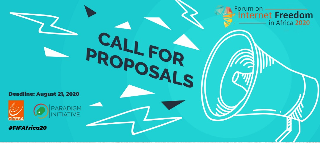 FIFAfrica20: Call For Proposals!
