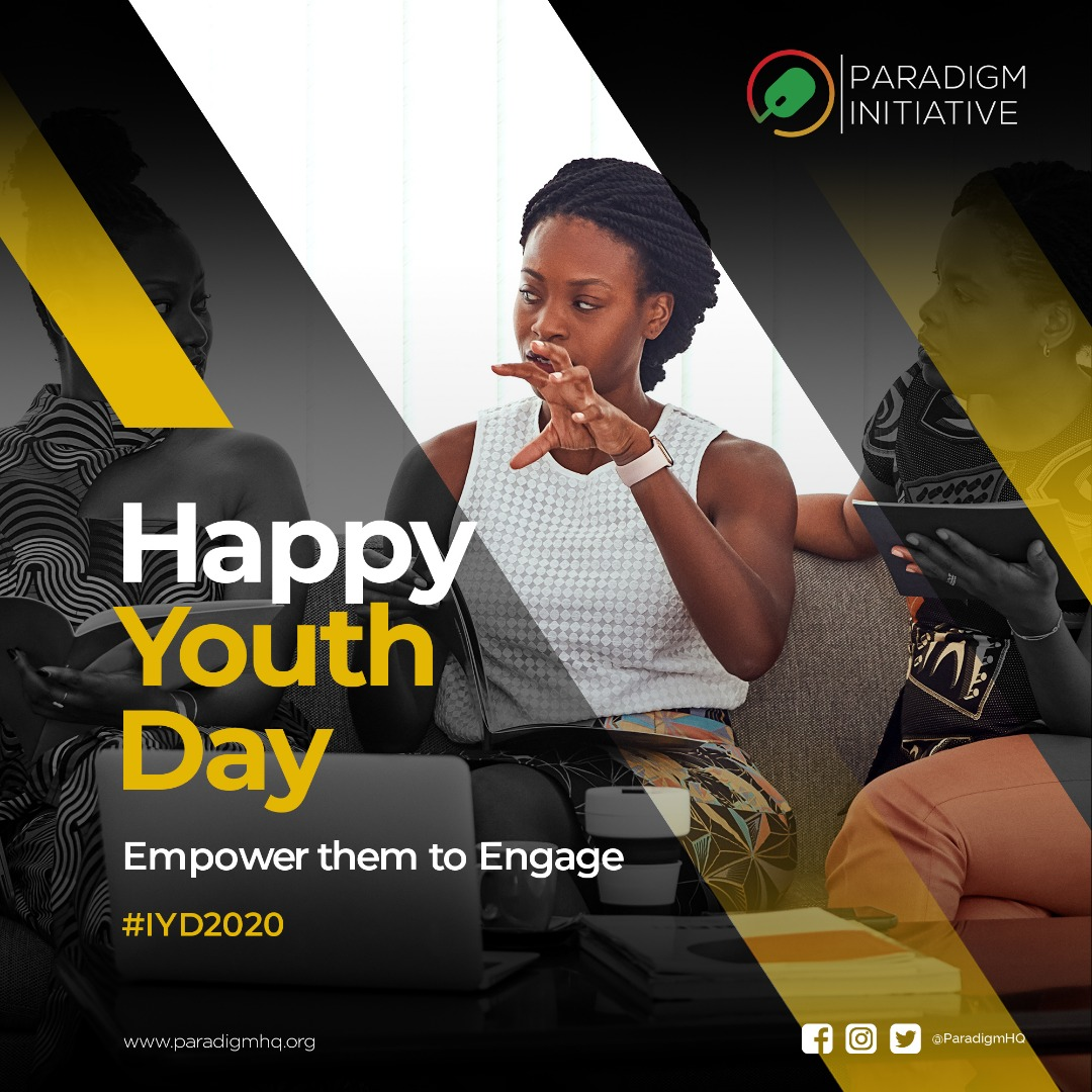 """Empower them to Engage"": PIN Calls for Empowerment of Underserved Youth on International Youth Day"