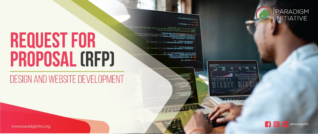 Request for Proposal (RFP) Design and Website Development