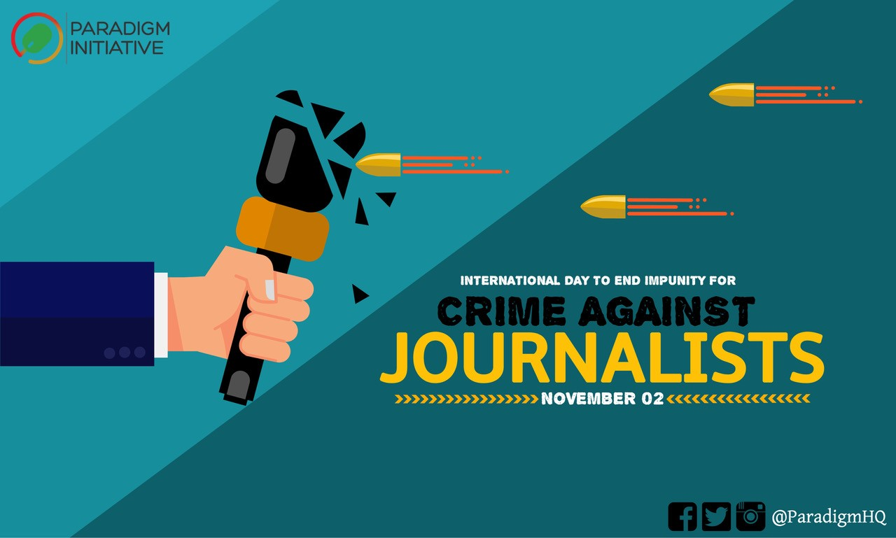 Commemoration of International Day to End Impunity for Crimes against Journalists