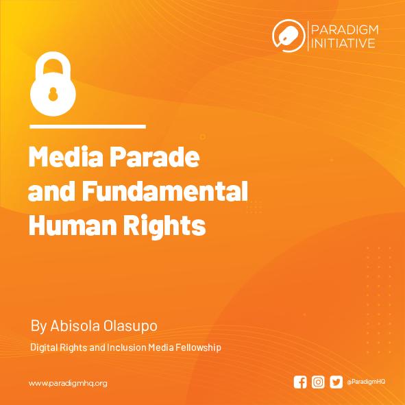 Media Parade and Fundamental Human Rights