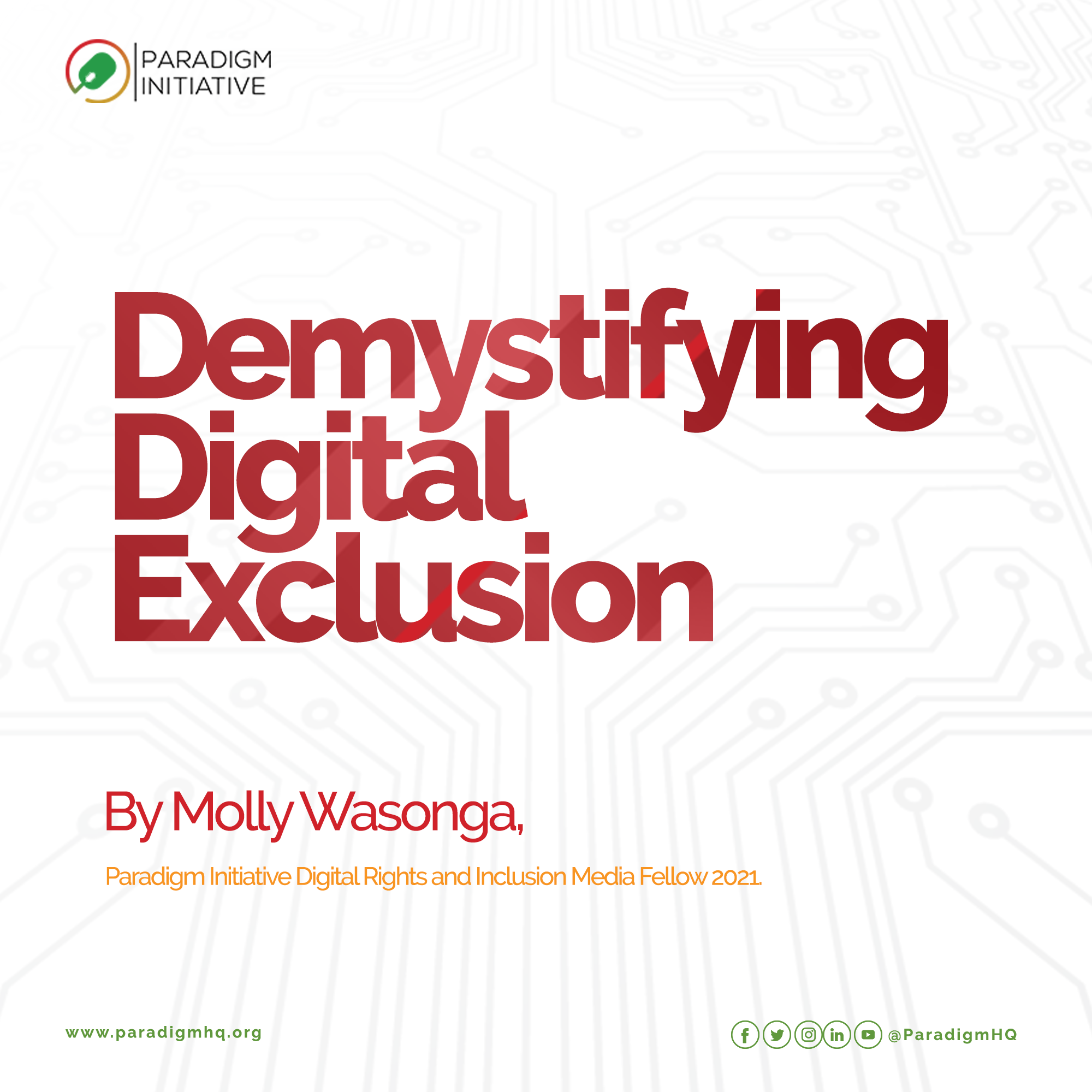 Demystifying Digital Exclusion
